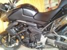 Kawasaki Versys 2011 - young black