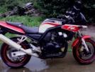 Yamaha FZ400 Fazer 1997 - Роман