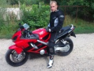 Honda CBR600F 2002 - брат