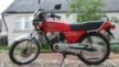 Kawasaki KH125 1985 - Маленькая