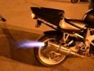 Honda CBR919RR Fireblade 1997 - Фура