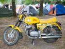 Jawa 350 typ 634 1978 - Смайл !!!