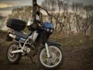 Honda AX-1 NX250 1989 - жМот :)