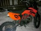 Irbis TTR125 2010 - KTMr-125