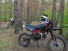 Irbis TTR125 2012 - хрюндель