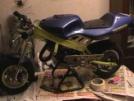 Zongshen ZS50-Q8 2005 - миник