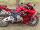 Honda CBR600RR 2005 - Сибер