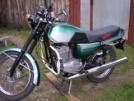 Jawa 350 typ 638 1987 - черт