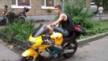 Honda CBR600F4 1999 - мотоцикл