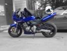 Honda CB600F Hornet 2002 - мотоцикл