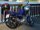 Yamaha YBR125 2012 - Yamaha