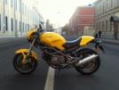 Ducati Monster 400 2002 - Ракета
