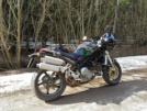 Ducati Monster S4R 2004 - Скелет