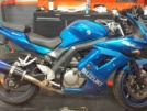 Suzuki SV650S 2007 - Свха