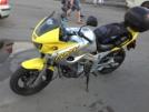 Yamaha TDM850 1996 - Энн Бонни