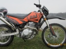 Baltmotors Enduro 250 DD 2013 - чек