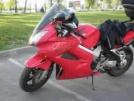 Honda VFR800 V-Tec 2002 - красный