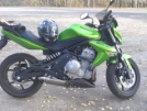 Kawasaki ER-6n 2008 - Зелёный