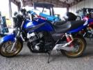 Honda CB400 Super Four 2007 - сибиха