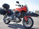 Kawasaki Versys 2007 - Рыжая