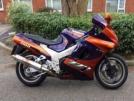 Kawasaki ZZR1100 1992 - zzz...