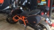 KTM 690 Duke 2013 - Рыжик