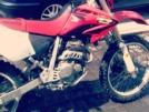 Honda XR250R 2003 - мотоцикл