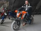 KTM 200 Duke 2012 - Мотоцикл :)