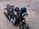 Honda CB500 1997 - сибиха