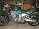 Yamaha SRX400 1990 - Селёдка