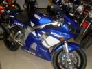 Yamaha YZF-R6 2000 - шерсть