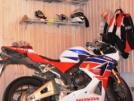 Honda CBR600RR 2013 - Бритва