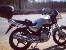 Yamaha YBR125 2011 - мот