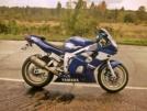 Yamaha YZF-R6 1999 - Зайка,Ирусик