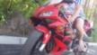 Honda CBR600RR 2004 - леди