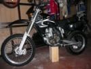 Kawasaki KLX250 2003 - Черныш
