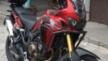 Honda CRF1000L Africa Twin 2017 - Африка