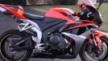 Honda CBR600RR 2008 - Red devil