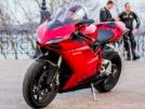 Ducati 848 EVO 2008 - Дука