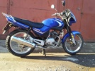 Yamaha YBR125 2006 - Юбиэрище