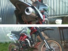 Irbis TTR125 2012 - Пити