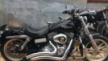 Harley-Davidson Dyna Super Glide 2010 - Dynamite