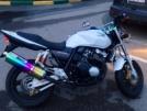 Honda CB400 Super Four 2001 - Никак(