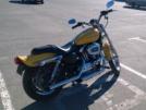 Harley-Davidson 1200 Sportster Custom 2007 - Yell!