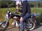Irbis Virago 110 2012 - Родненький=)