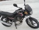 Yamaha YBR125 2009 - R-1)