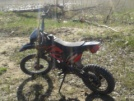 Irbis TTR125 2012 - тырчик