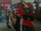 Honda CBR900RR Fireblade 1996 - streetf/
