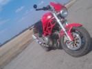 Ducati Monster 400 2006 - Монстр