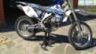 Yamaha YZ450F 2010 - Кросс